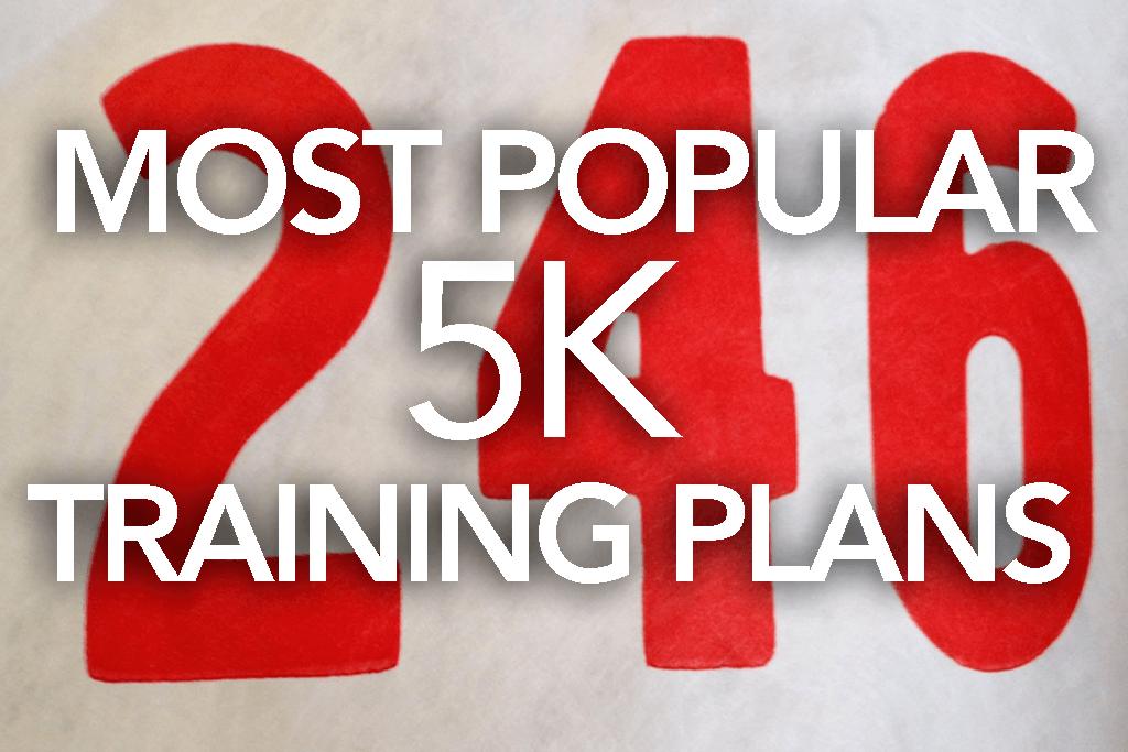 5K TRAINING PLANS