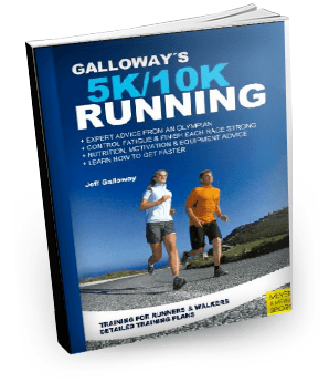 Galloway's 5K and 10K Running Book Review