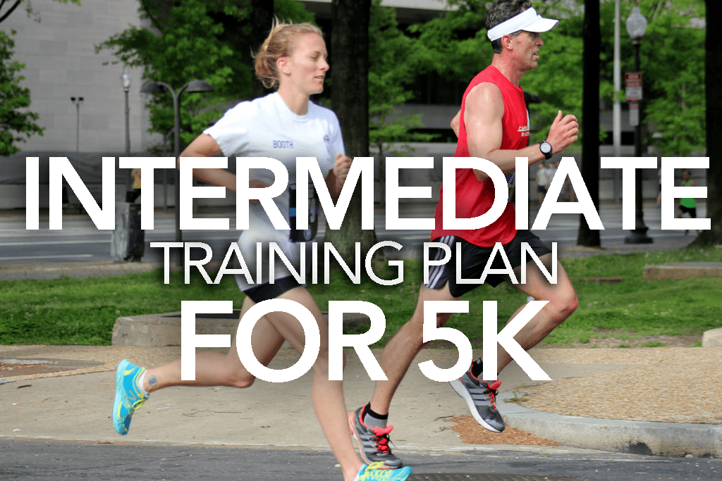 INTERMEDIATE TRAINING PLAN FOR 5K