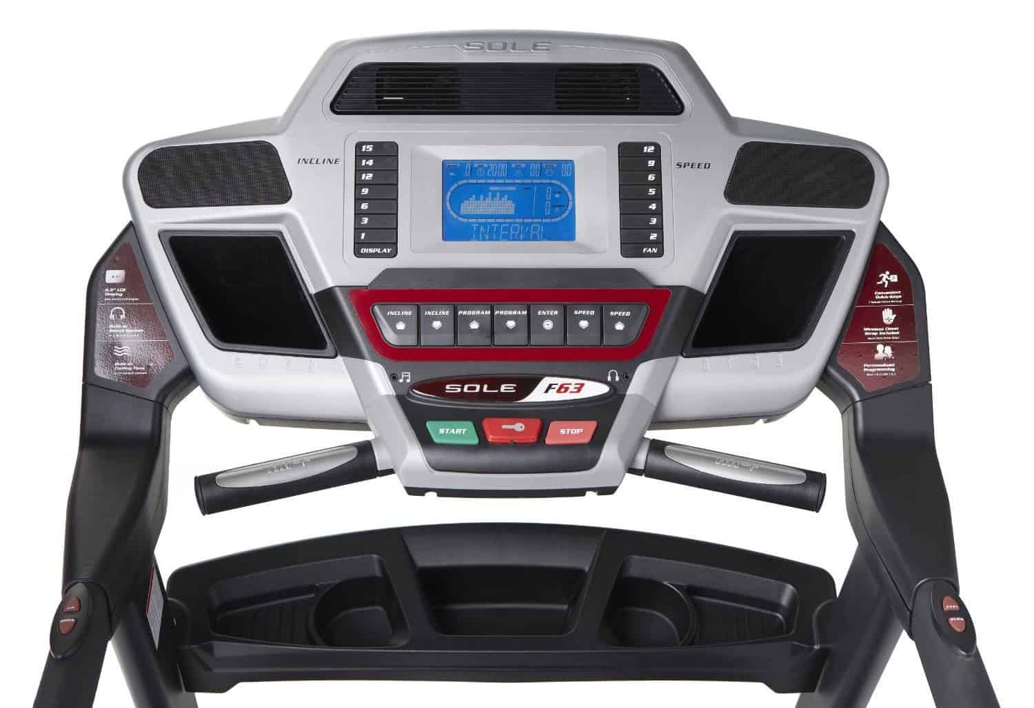 Sole Fitness F63 Folding Treadmill  Review