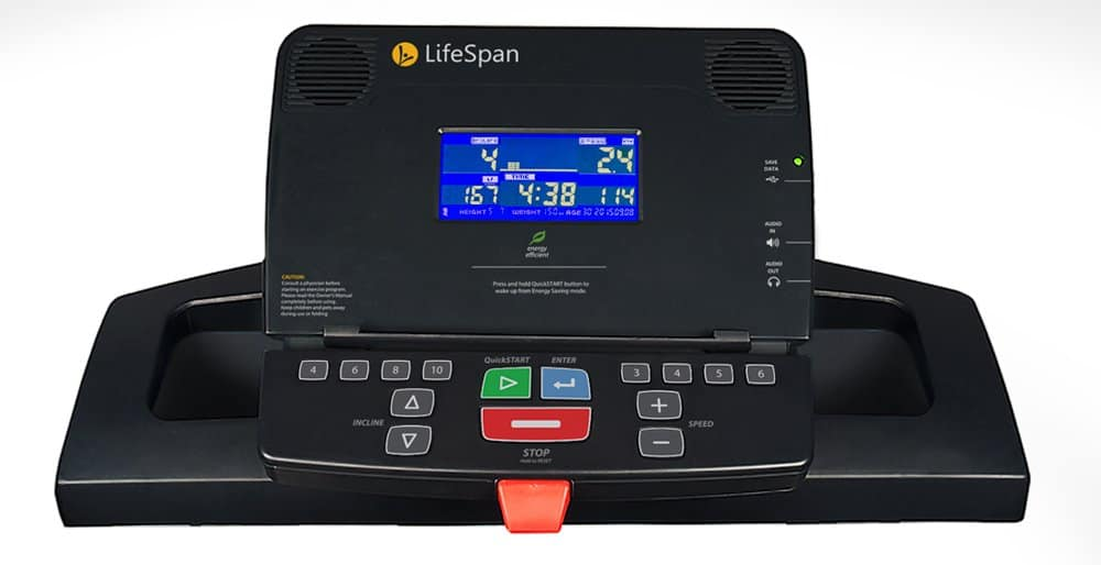 LifeSpan TR 1200i review