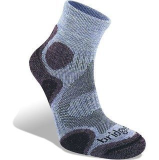 The Bridgedale Xhale Speed Demon Socks are really good for blister protection for runners