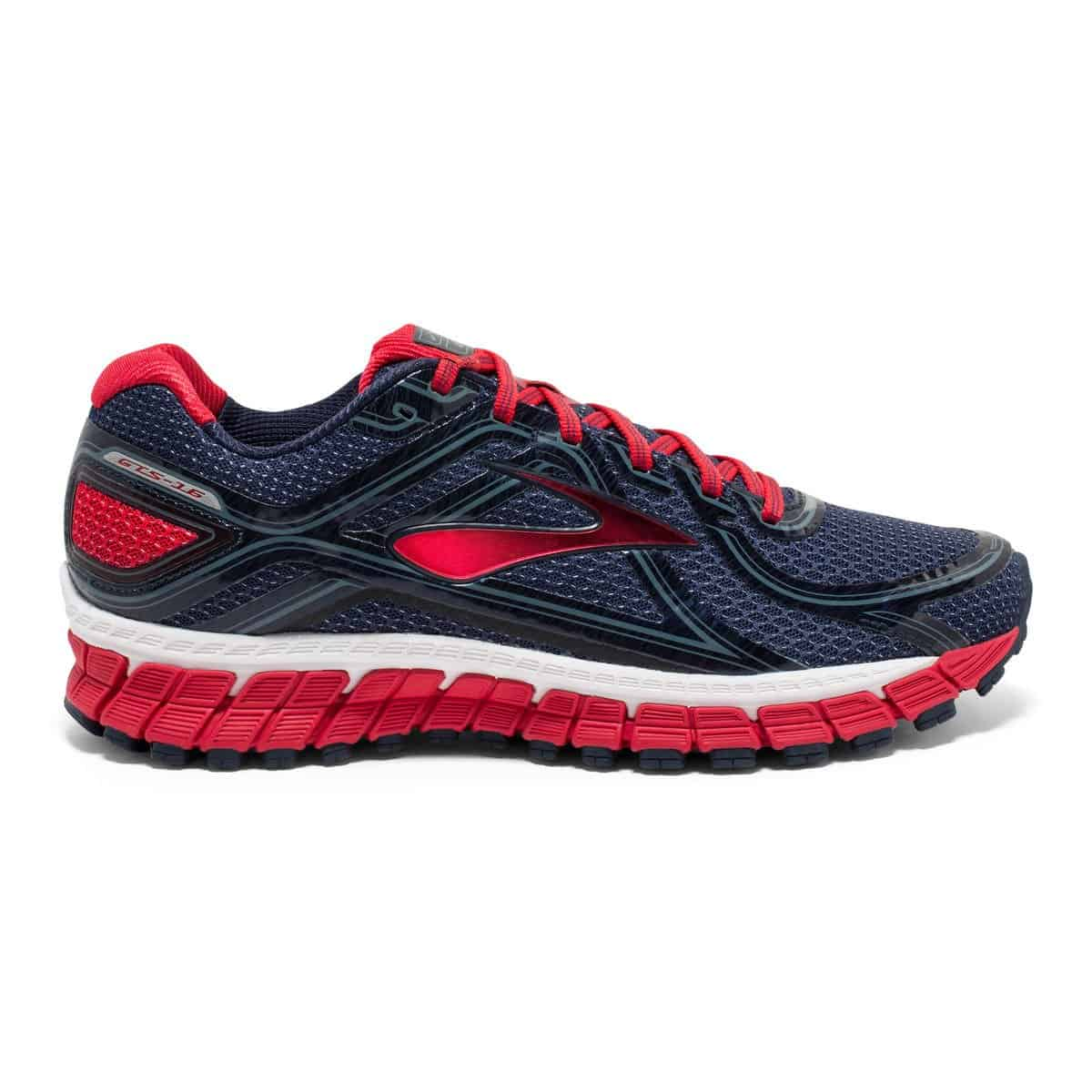 The Top 7 Shoes for Plantar Fasciitis includes the Brooks Adrenaline GTS 16