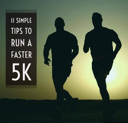 [BLOG POST] 11 Tips on How to Run Faster 5K : The key to running faster is really about running smarter. Anyone can learn to run faster, but knowing how to get there safely is the real trick. When we shock the body to build more running speed, we increase the likeness of injuries, so it's imperative that we are smart about becoming fast.