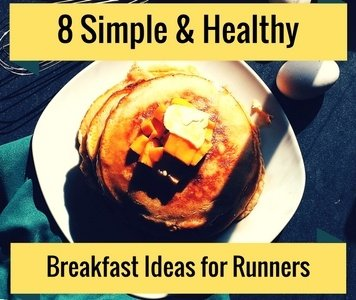 If you are a morning runner you know the importance of a delicious AND healthy breakfast. Here are my favorite 8 simple & healthy breakfast ideas for Runners