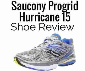 vähittäishinnat hienoja tarjouksia 2017 ammattimainen myynti Saucony Progrid Hurricane 15 Review - Train for a 5K.com