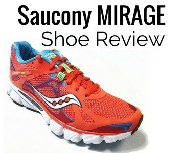 Women's Top Choice: Saucony Mirage Review Train for a
