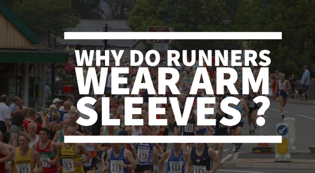Ever wonder why do runners wear arm sleeves? We detail the popularity and reasoning behind the compression sleeves.