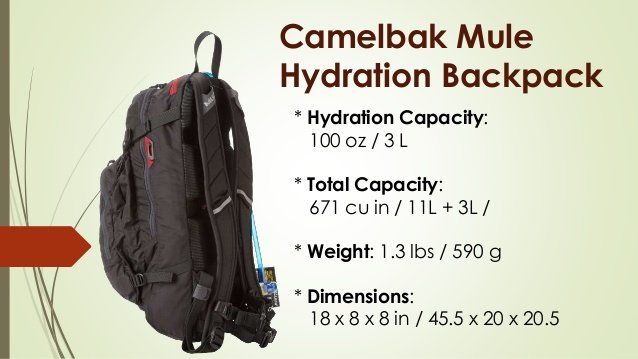Which CamelBak is the Best for Running? - Train for a 5K.com