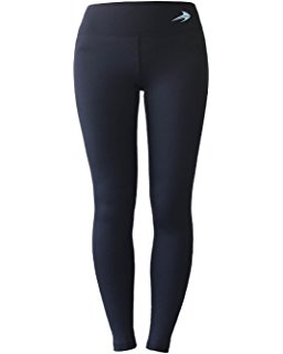 Women's Compression Pants - Best Full Leggings Tights for Running, Yoga, Gym by CompressionZ