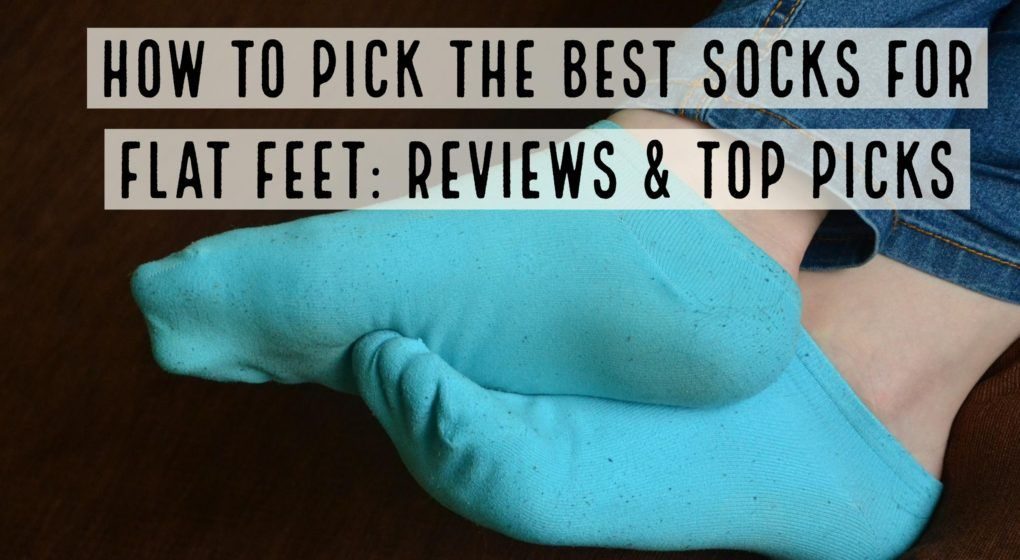 Having flat feet is a common issue for many runners and non-runners. One easy solution to relieve pain is purchasing specific socks for flat feet. We break down how to pick the best socks for flat feet and include reviews & our top picks top picks.