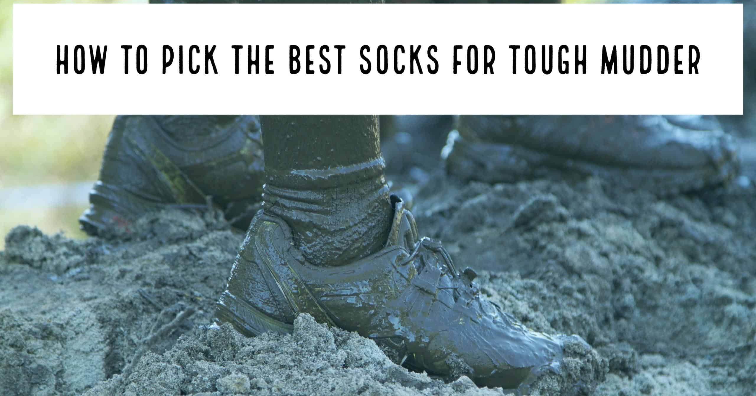 When preparing for a tough mudder or any obstacle course mud run socks  should be among b3c1afac4