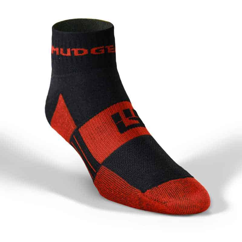 MudGear socks are the best tough mudder socks