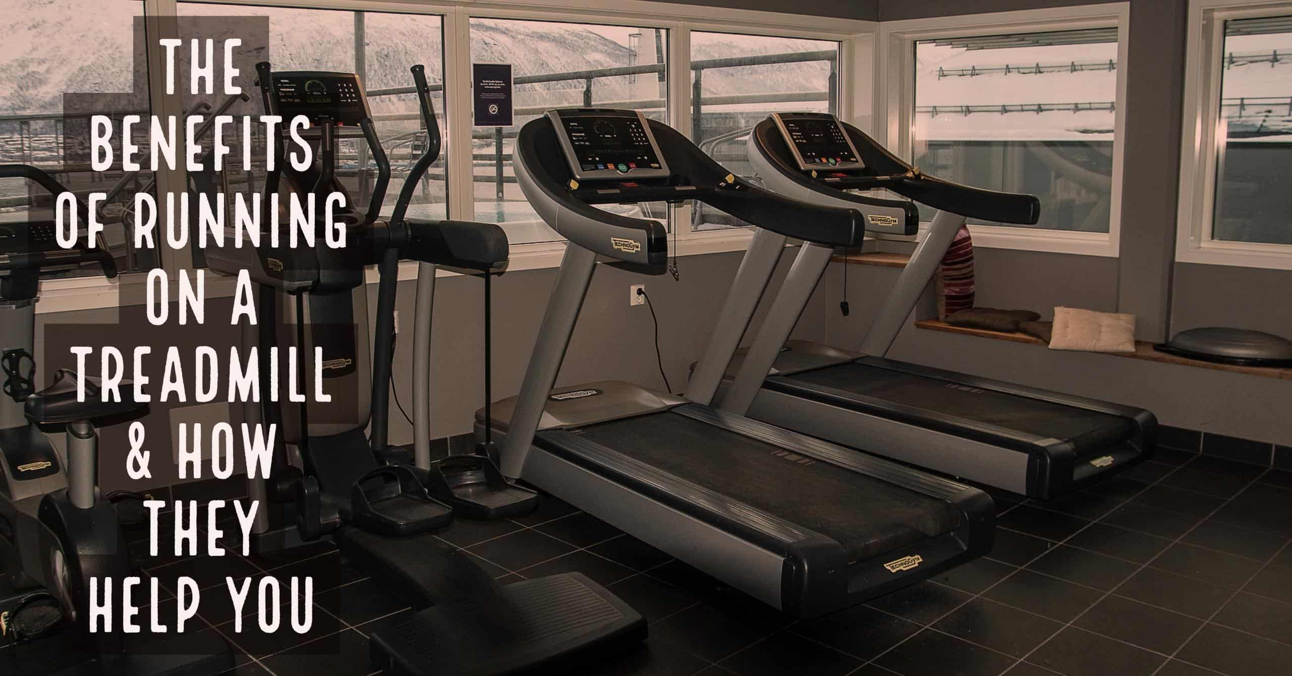 Running in general provides some tremendous benefits for your body. But what's the difference between outside and a treadmill? We break down the 7 benefits of running on a treadmill & how they help you