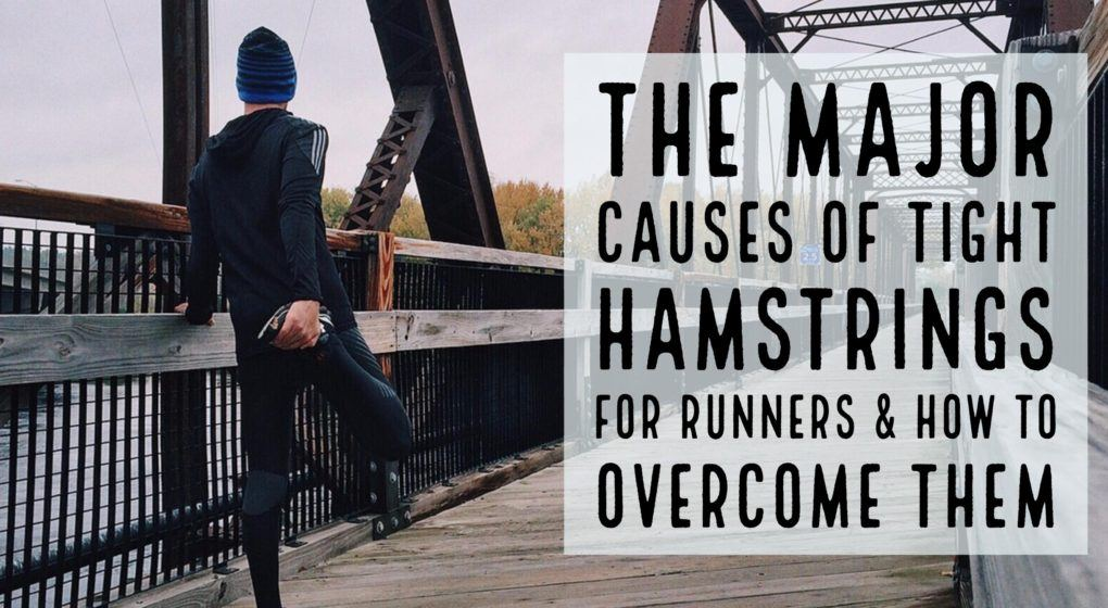 Tight hamstrings can be a tough injury for runners to overcome. Sometimes the cause may not be what you think. We break down the major causes of tight hamstrings for runners & how to overcome them