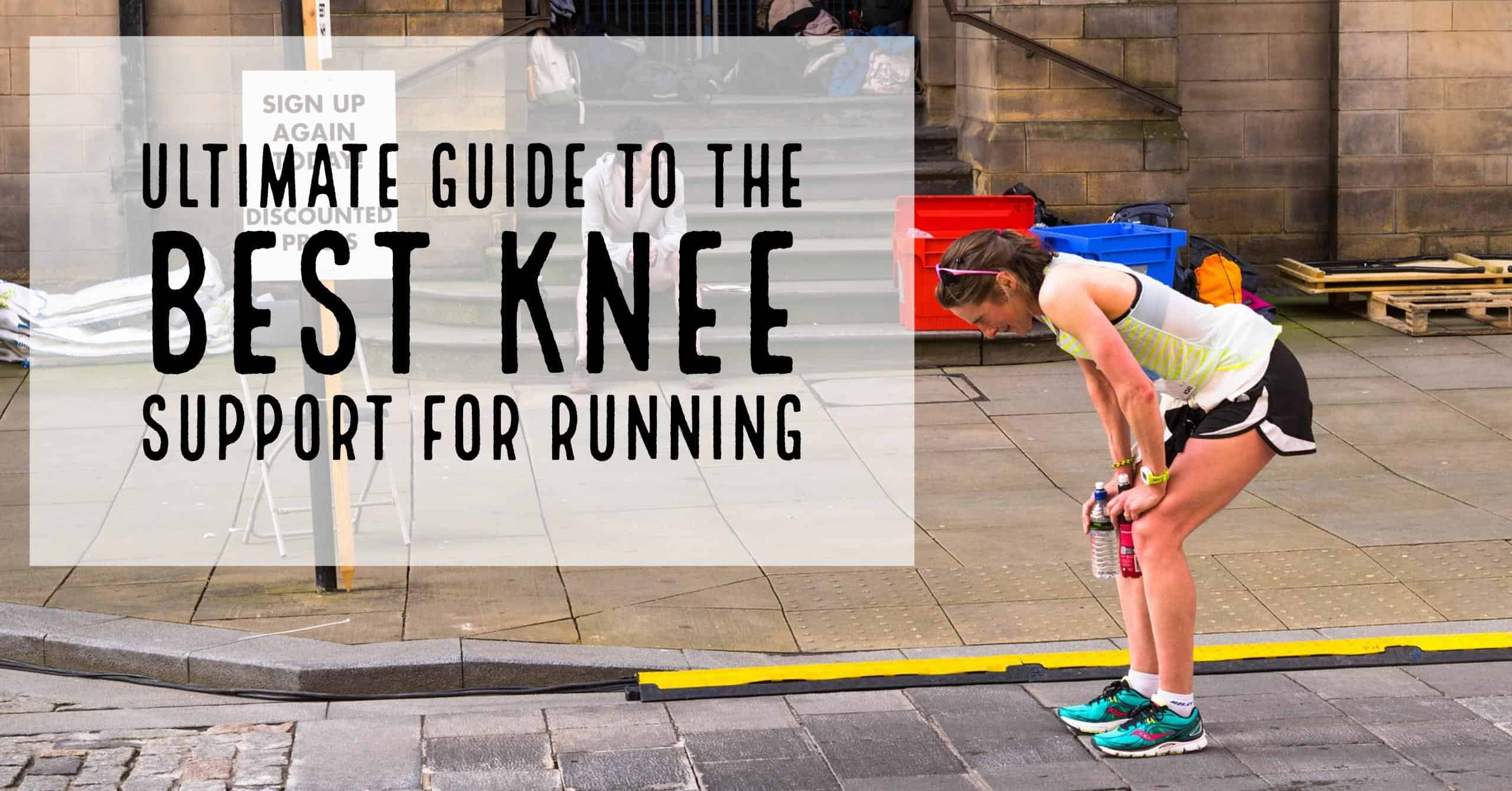 Knee pain from running can be a result of several different issues. Choosing the right knee support can help alleviate the pain. We break down everything (I mean everything) you need to know about knee braces in our Ultimate Guide to the Best Knee Support for Running.
