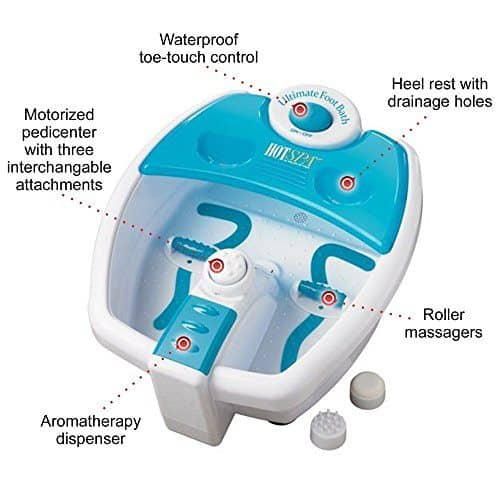 HotSpa Ultimate Foot Bath #61360 review