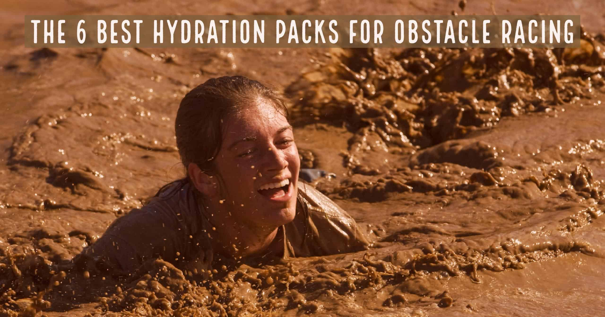 The 6 Best Hydration Packs for Obstacle Racing