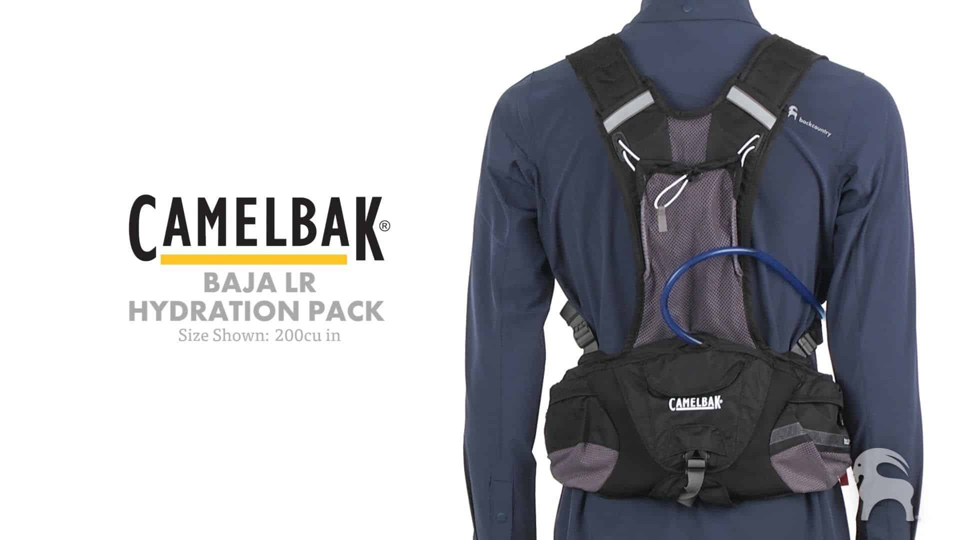 CamelBak Baja LR backpack
