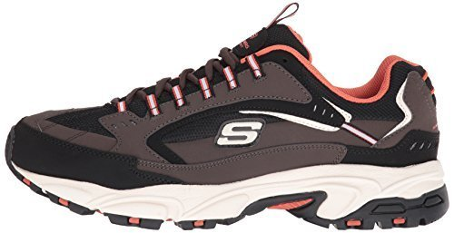 Skechers Sport Stamina Nuovo Cutback Lace-Up Sneaker
