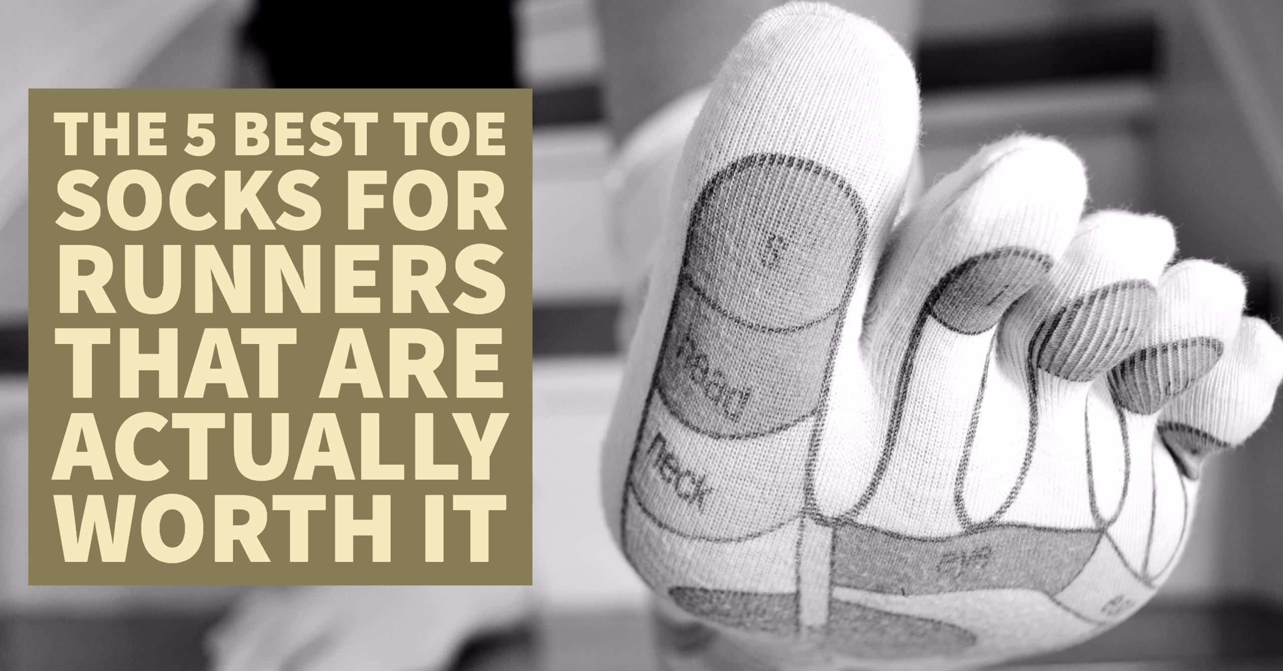 Toe socks provide really good protection against friction which can cause blisters between the toes. We break down the 5 best toe socks that actually worth buying