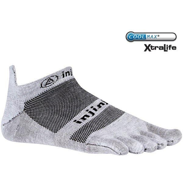 Injinji Run 2.0 Lightweight No-Show Toe Socks review