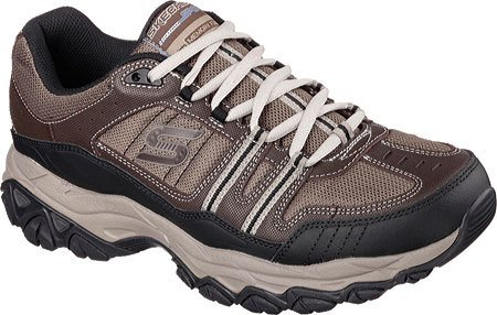 Skechers Afterburn Memory Foam Oxford