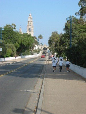balboa park running route