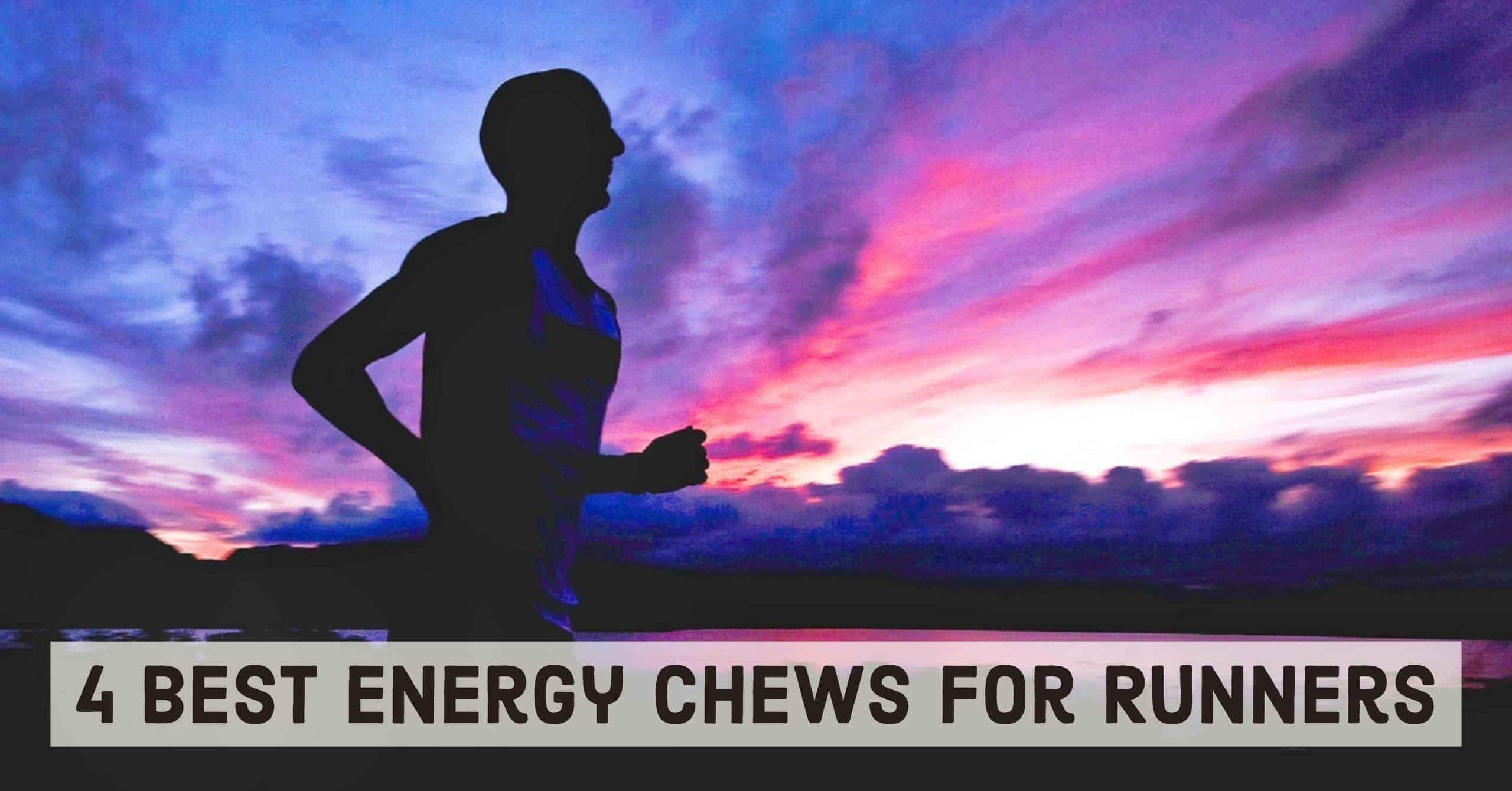 The 4 Best Energy Chews for Runners