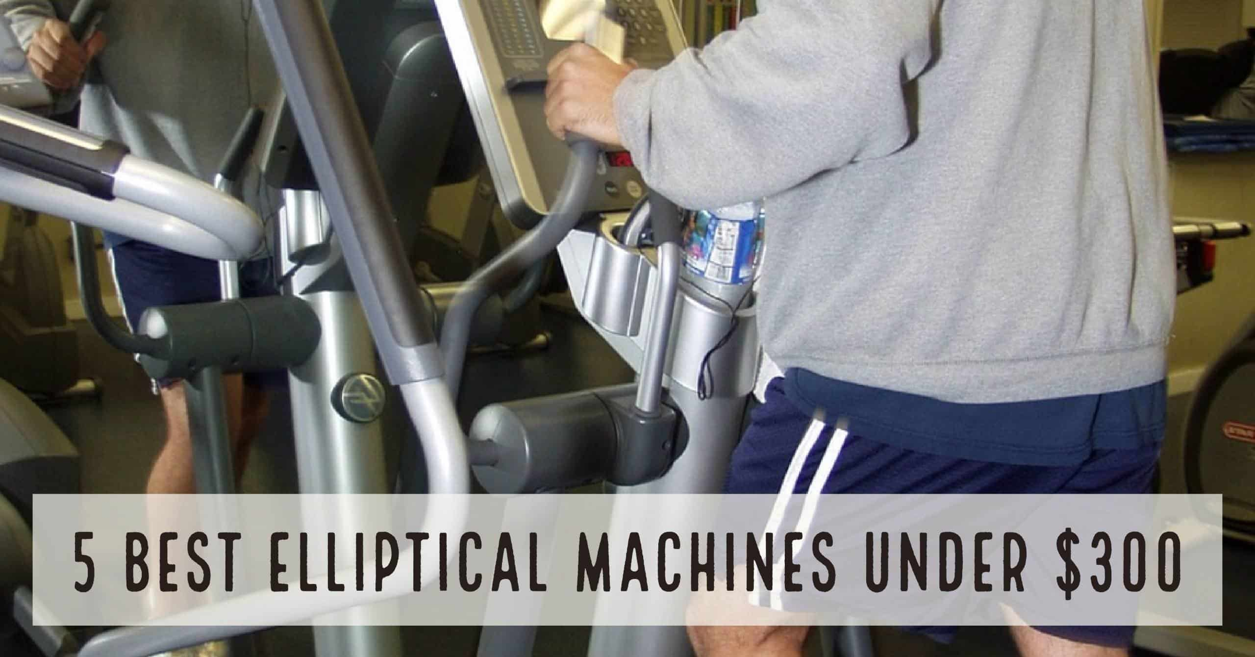 elliptical machine 300