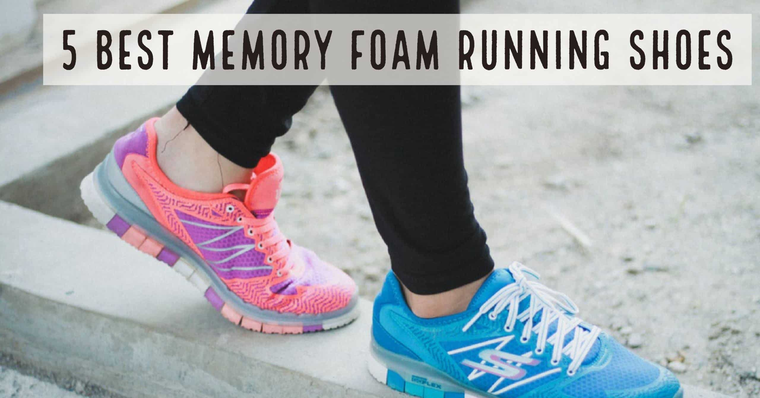 Memory Foam Running Shoes