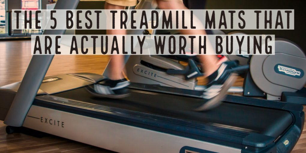 Indoor runners know that while treadmills are handy and beneficial, they are also noisy and leave unsightly marks on carpet and hardwood floors. are the five best treadmill mats in four common situations, as well as one overall winner.
