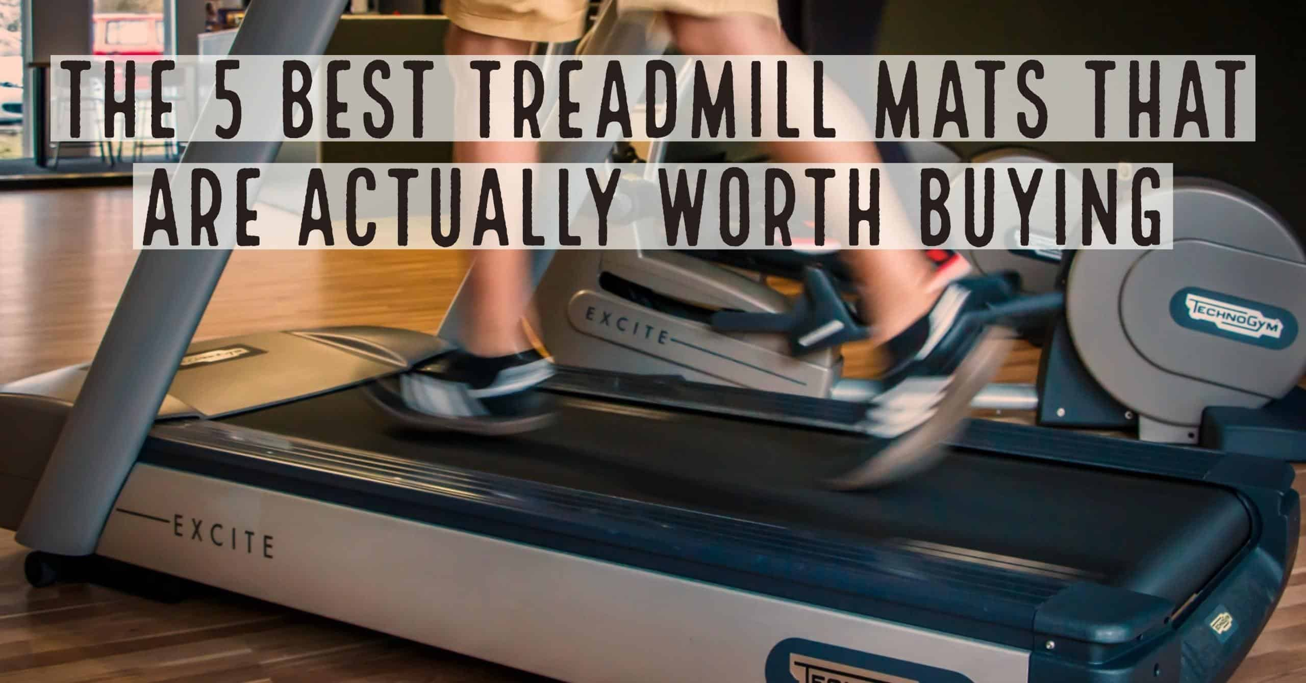 The 5 Best Treadmill Mats That Are Actually Worth Buying