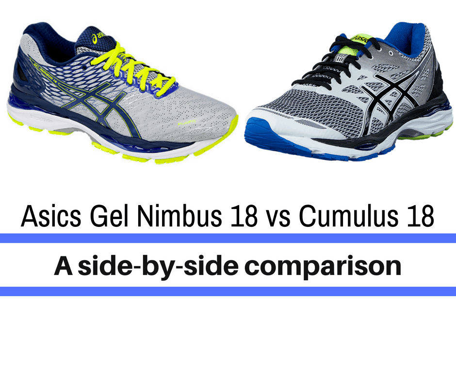 Believe it or not, but the Nimbus 18 and the Cumulus 18 are not clouds