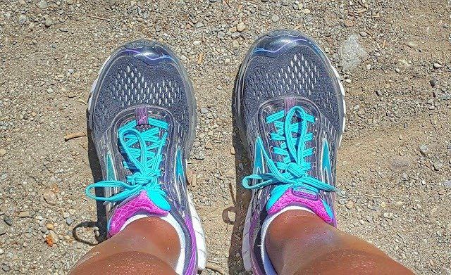 Brooks Ghost 9 Uppers