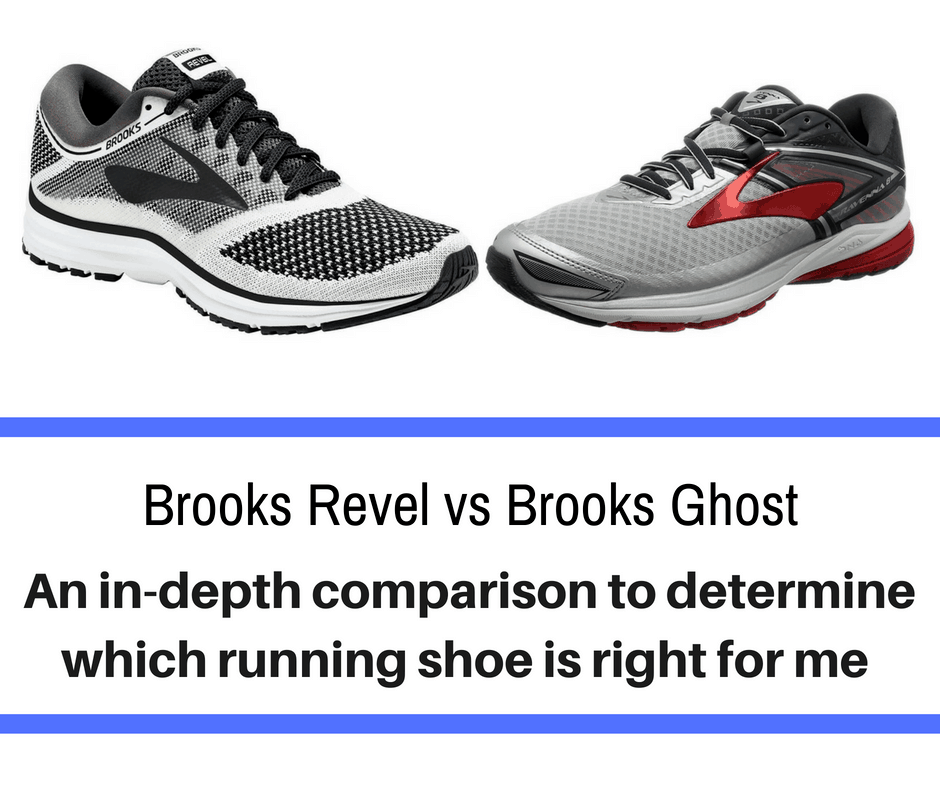 Brooks Revel vs Ghost