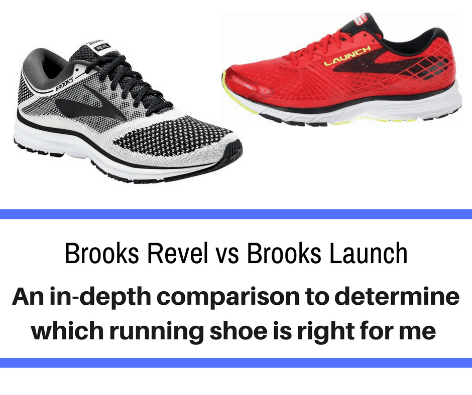 Brooks Revel vs Launch