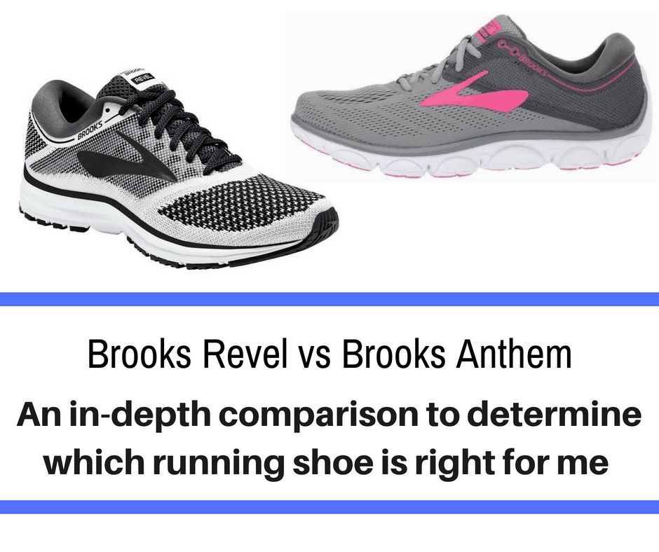 Brooks Revel vs Anthem