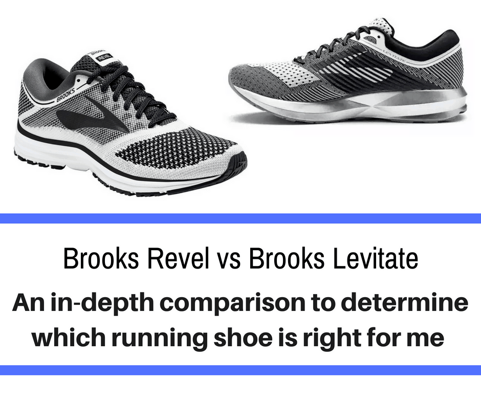 Brooks Revel vs Levitate