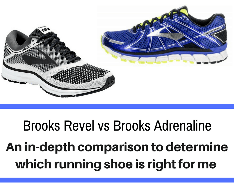 Brooks Revel vs Adrenaline