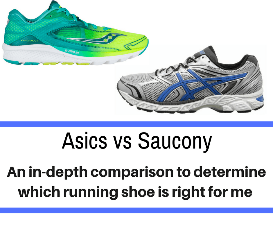 Asics and Saucony are two of the most well-known manufacturers of running shoes who churn out some of the sports most popular shoes. Both brands claim to be some of the best in the industry, and we break down the differences between their shoes - Asics vs Saucony - Which shoe is right for me?